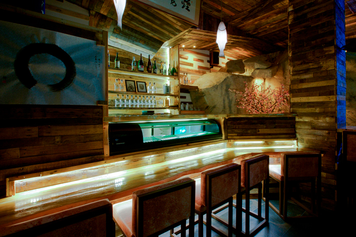 restaurantes con estrella michelin Madrid yugo the bunker-via-comerjapones.com