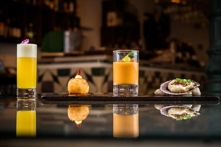 Agenda gastronomica Madrid Bacira Sabores Navidenos