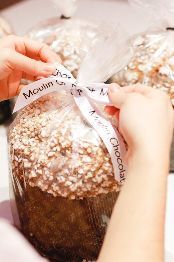 Los mejores panettones de Madrid Moulin Chocolat