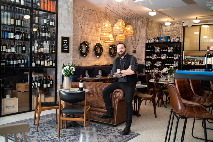 Propaganda 12 restaurante Madrid 01