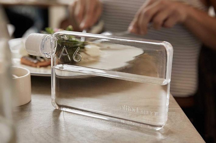 Regalos para foodies botella agua Memobottle