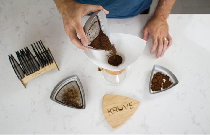 Regalos para foodies filtro cafe kruve