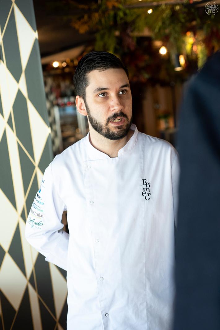 Restaurante Efimero Madrid 04