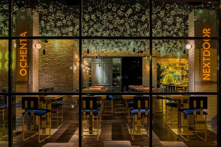 Agenda gastronomica de Madrid 80 Next Door