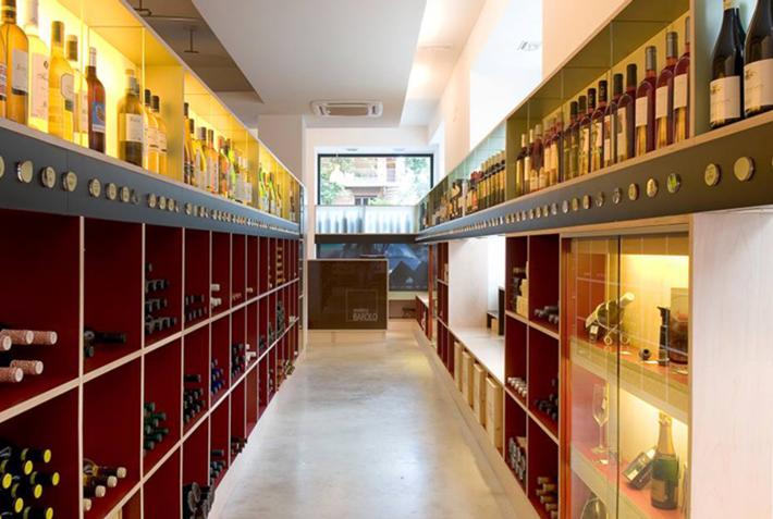 Agenda gastronomica de Madrid Enoteca Barolo