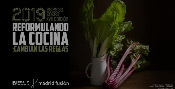 Agenda gastronomica de Madrid Madrid-fusion