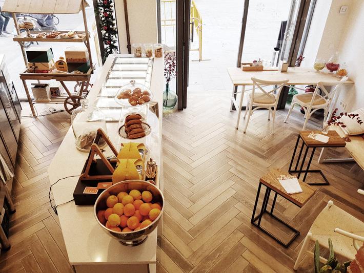 Agenda gastronomica de Madrid Zuccaru Palafox