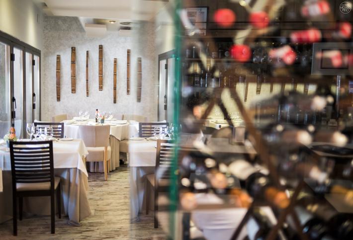 Restaurante La Taberna de Elia Madrid 01