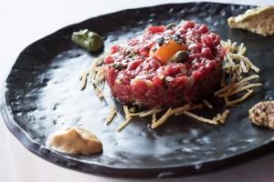 Restaurante La Taberna de Elia Madrid Portada