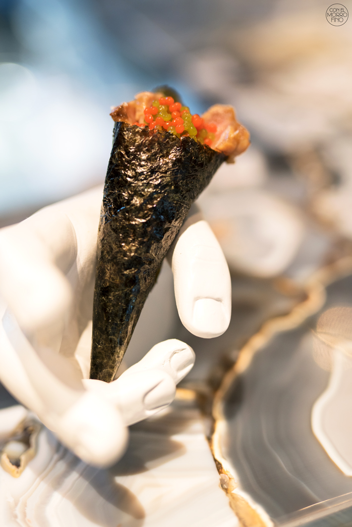 Restaurante coreano Soma by Luke Lang 03