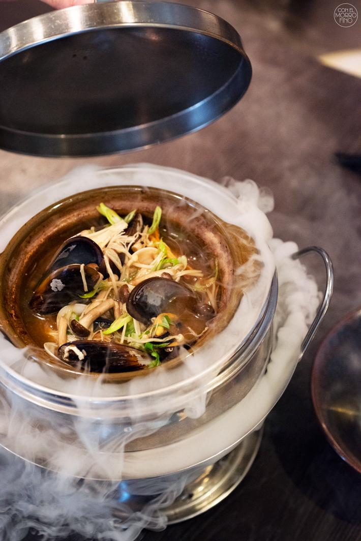 Restaurante coreano Soma by Luke Lang 04