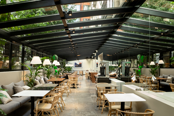 Agenda gastronomica de Madrid Florafina