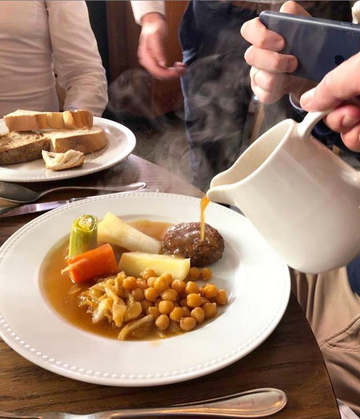 Agenda gastronomica de Madrid La Cocina de Frente