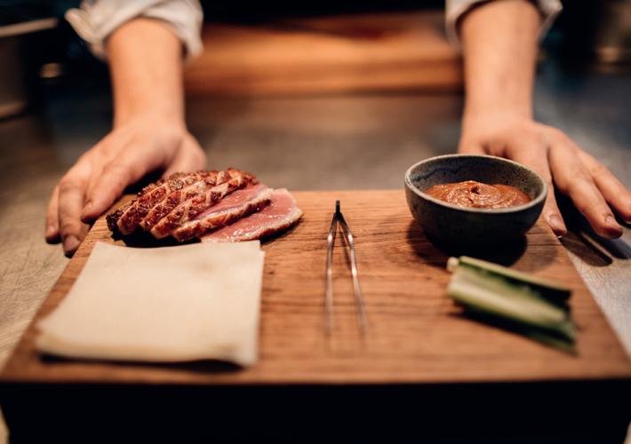 Agenda gastronomica de Madrid Restaurante Polvora