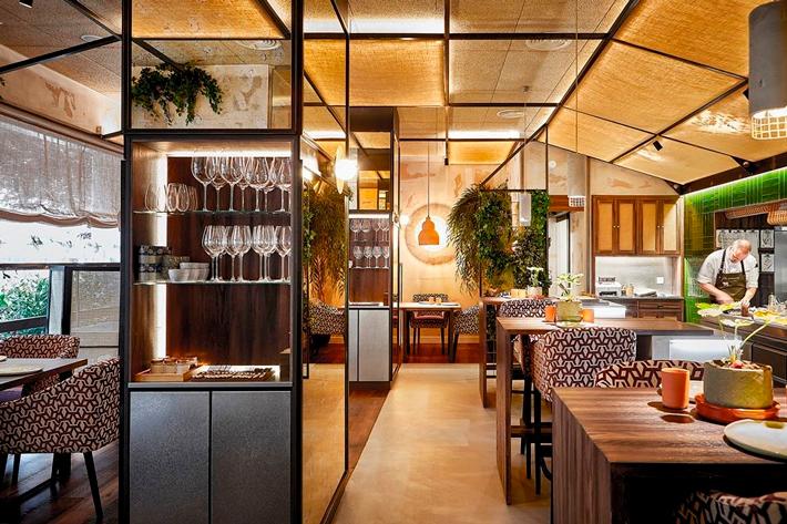 Soles Repsol en Madrid Restaurante El Invernadero