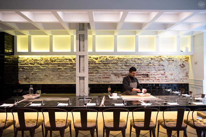 Soles Repsol en Madrid Restaurante Kappo