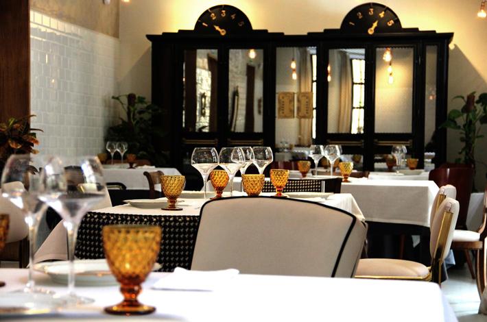 Soles Repsol en Madrid Restaurante La Candela Resto