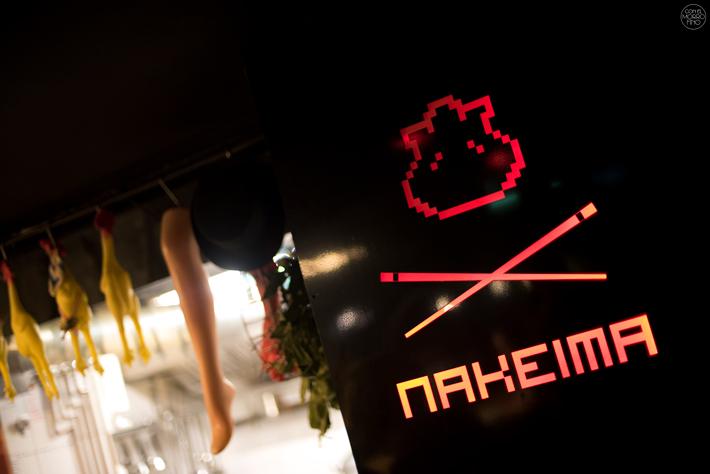 Soles Repsol en Madrid Restaurante Nakeima