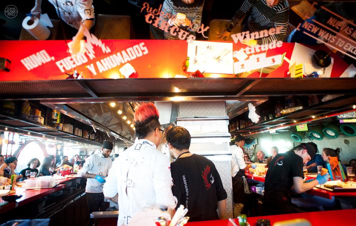 Soles Repsol en Madrid Restaurante Streetxo