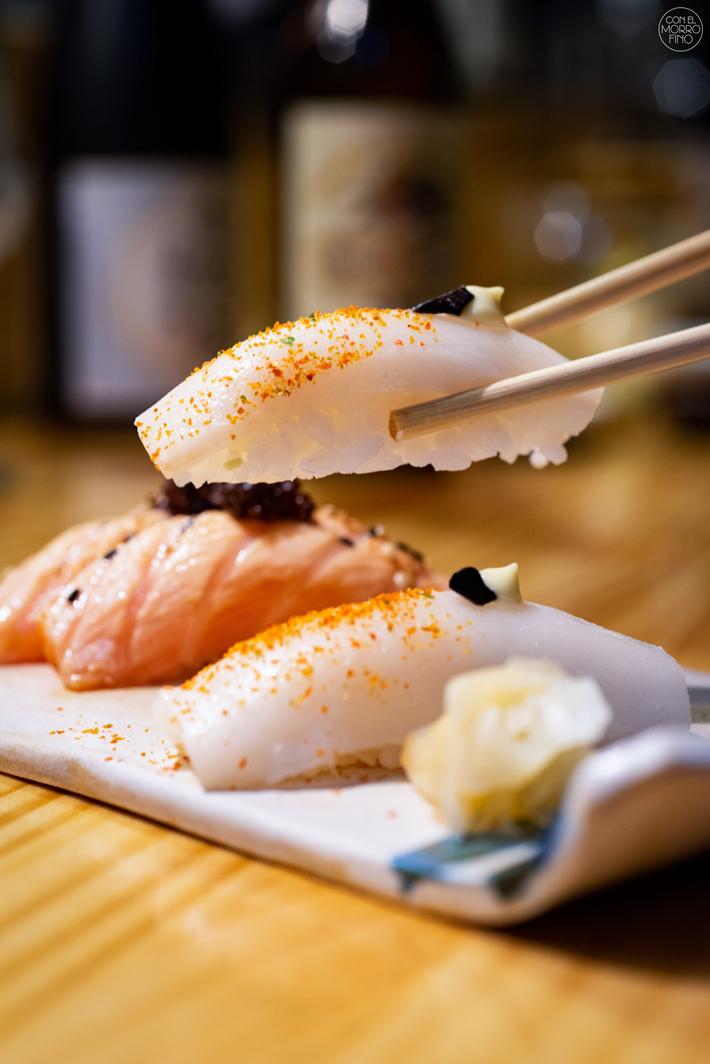 Sushi en Bici Japones Mercado de la Cebada 07