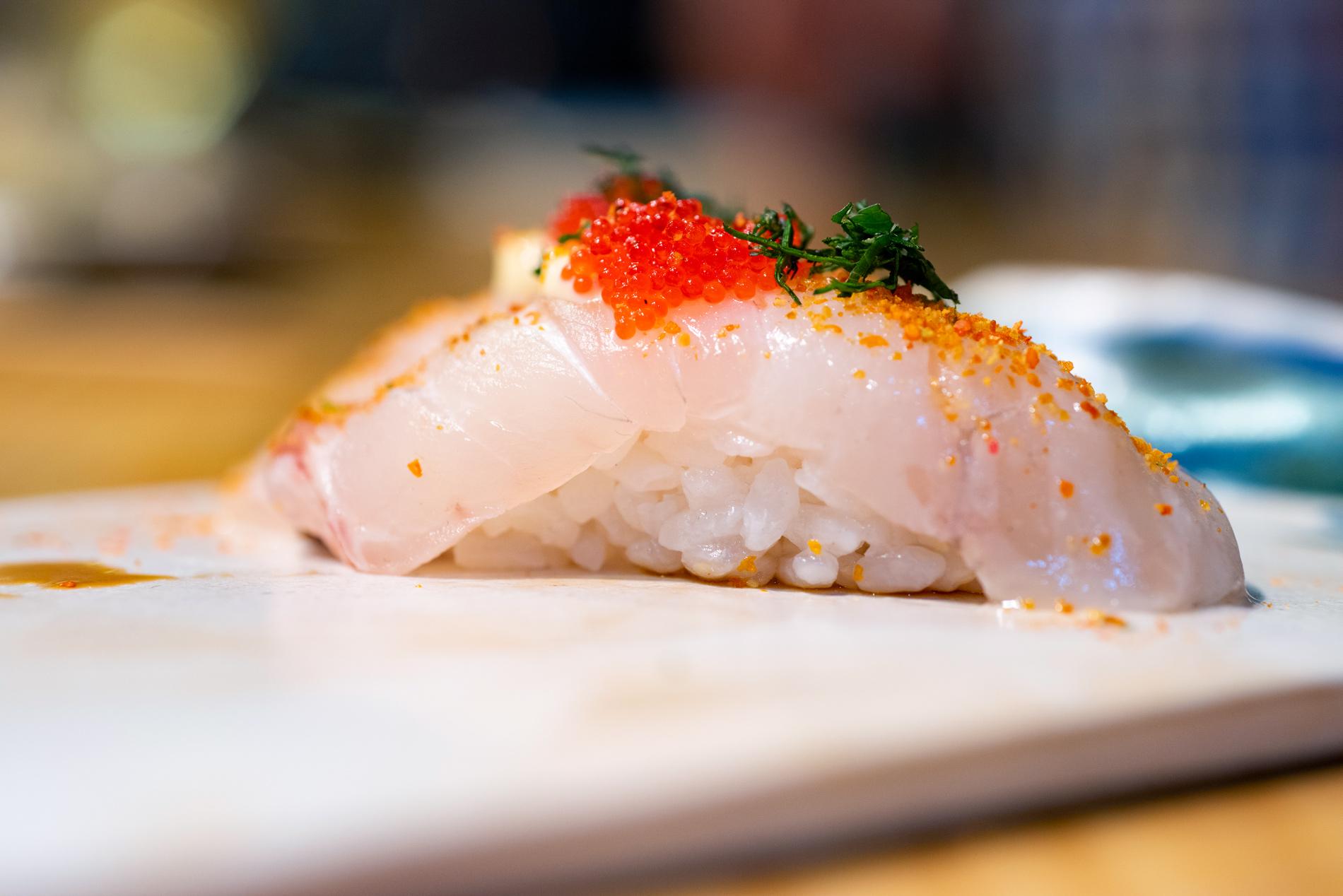 Sushi en Bici, el japo clandestino del Mercado de la Cebada