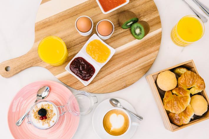 Agenda gastronomica de Madrid Brunch Hotel Emperador