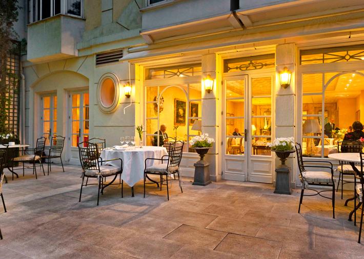 Agenda gastronomica de Madrid Gout de France