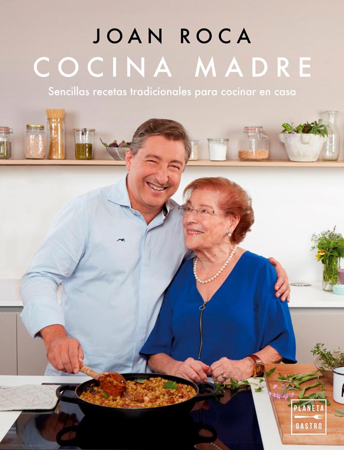 Agenda gastronomica de Madrid Libro cocina-madre Joan Roca