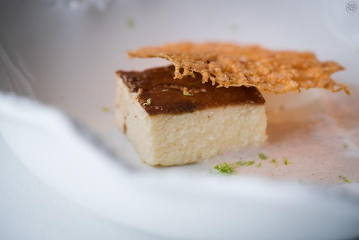 Restaurante Ramses con Arzak Madrid 10