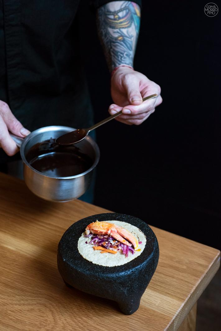 Agenda gastronomica de Madrid Taller Tacos Casa de Mexico