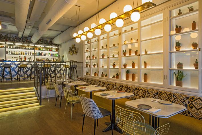 Agenda gastronomica de Madrid Tepic