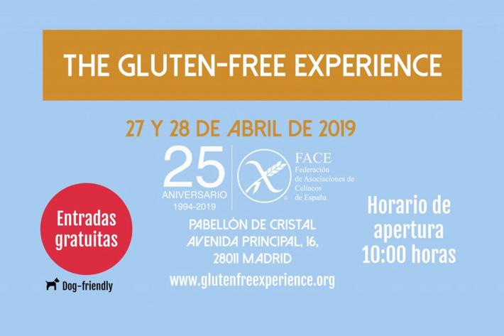 Agenda gastronomica de Madrid The Gluten Free Experience