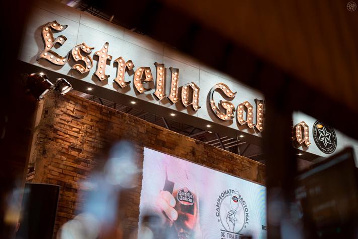 Cata de Cervezas Fabrica-de-Cervezas-Estrella Galicia Salon Gourmets 01