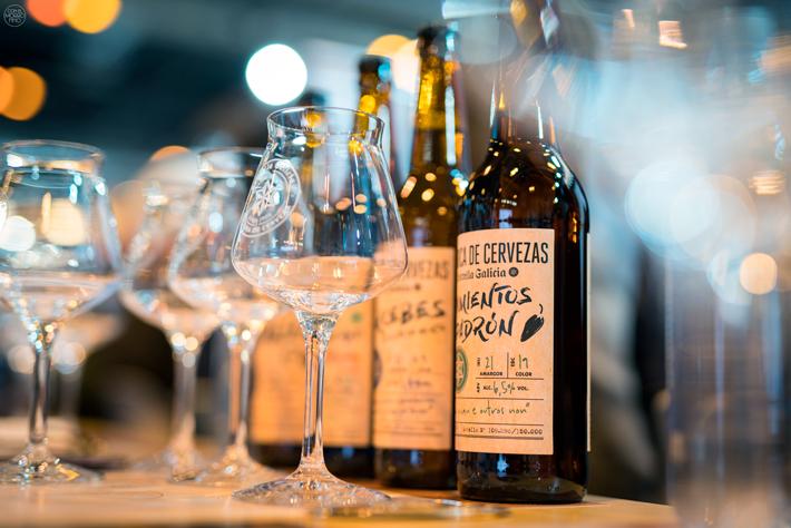 Cata de Cervezas Fabrica-de-Cervezas-Estrella Galicia Salon Gourmets 02