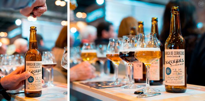 Cata de Cervezas Fabrica-de-Cervezas-Estrella Galicia Salon Gourmets 05