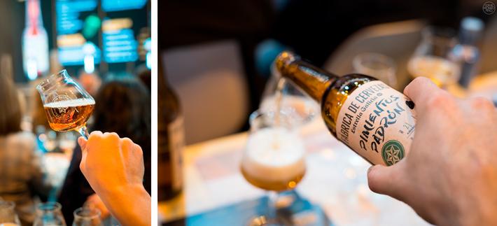Cata de Cervezas Fabrica-de-Cervezas-Estrella Galicia Salon Gourmets 06