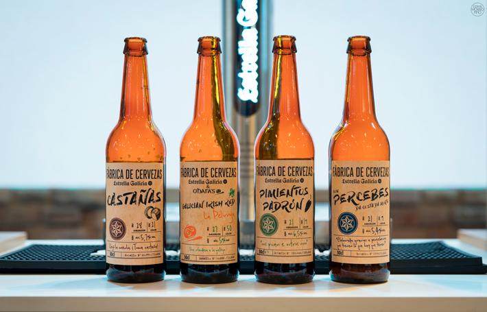 Cata de Cervezas Fabrica-de-Cervezas-Estrella Galicia Salon Gourmets 07