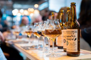 Cata de Cervezas Fabrica-de-Cervezas-Estrella Galicia Salon Gourmets Portada