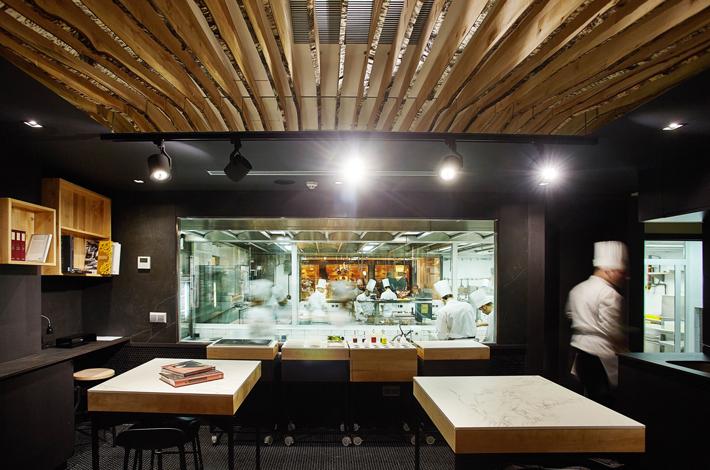 Agenda Gastronomica de Madrid A otro Ritmo Santceloni