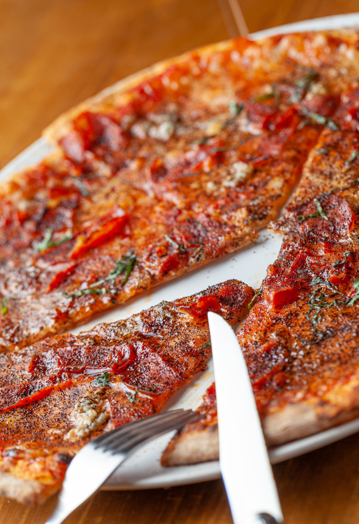Agenda Gastronomica de Madrid Mister 01 Pizzeria