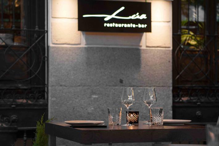 Agenda Gastronomica de Madrid Restaurante Lua Terraza