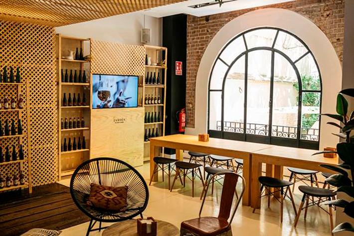 Agenda gastronomica de Madrid Alhambra-cervezas