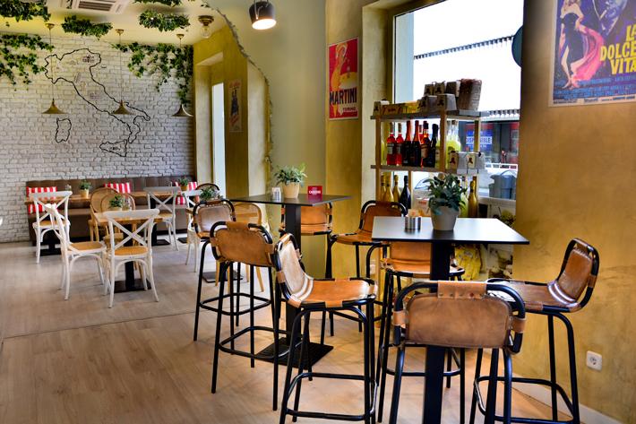 Agenda gastronomica de Madrid Just-italia