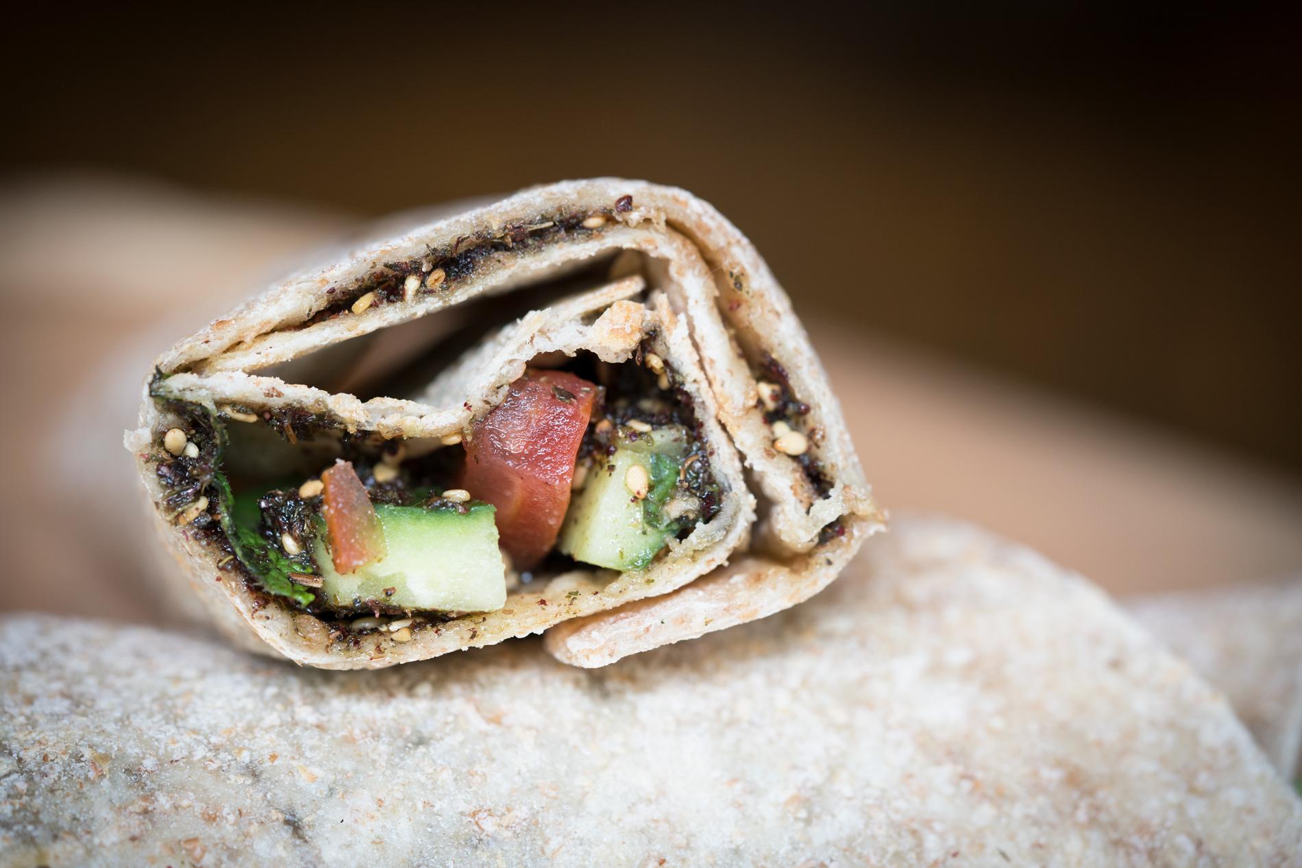 Makan, auténtica street food libanesa en Madrid