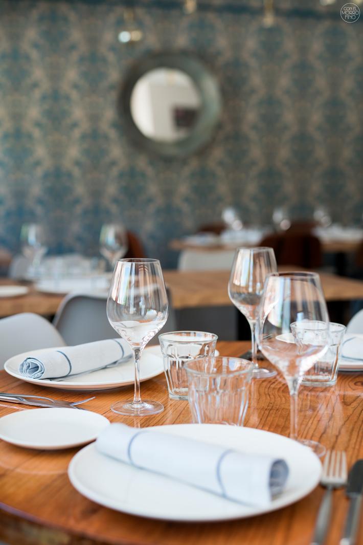 Restaurante Quinque Madrid 01