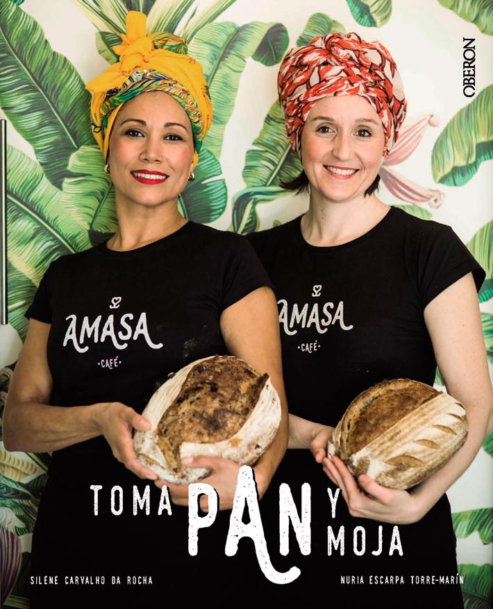 Agenda gastronomica Madrid Toma-pan-y-moja Libro Amasa
