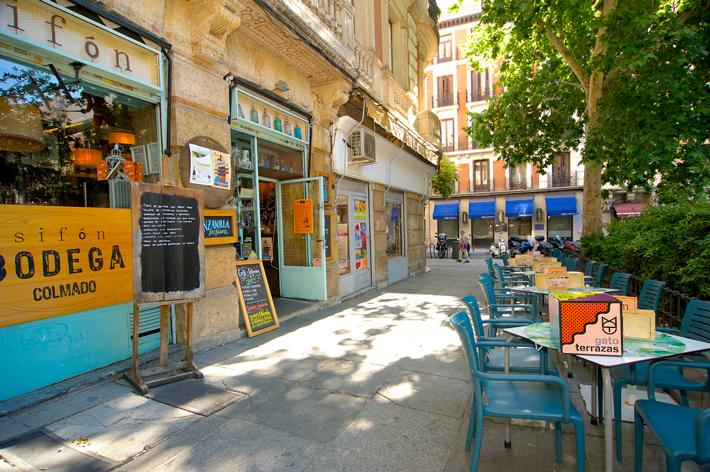 Agenda gastronomica de Madrid GatoTerrazas 2019