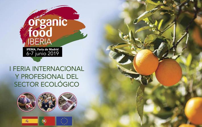 Agenda gastronomica de Madrid ORGANIC-FOOD IBERIA