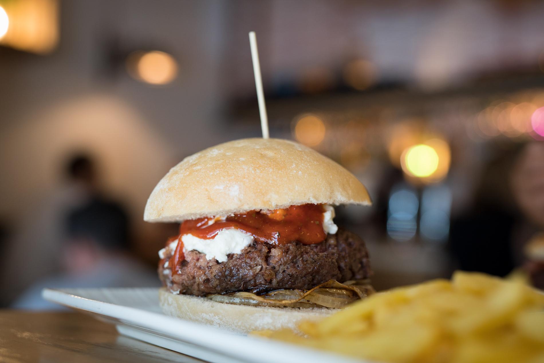 Gobu Burger, espectaculares hamburguesas al carbón
