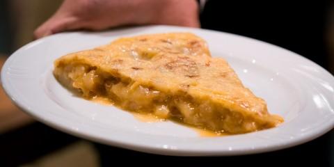Restaurante Colosimo Madrid Portada